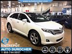 2013 Toyota Venza 4X4 CUIR TOIT PANORAMIQUE NAVIGATION in Laval, Quebec