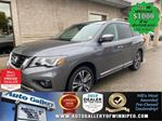 2017 Nissan Pathfinder Platinum *4x4/Roof in Winnipeg, Manitoba
