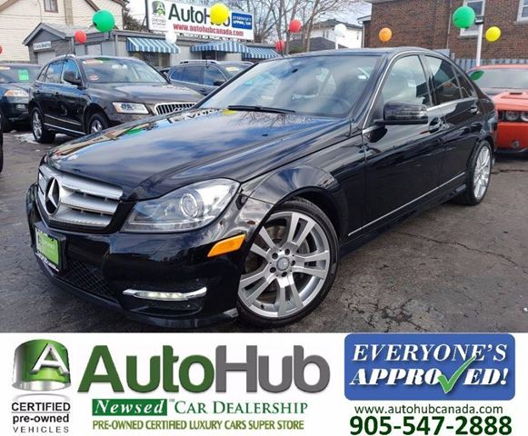 2013 mercedes benz c class sold hamilton ontario car for Mercedes benz ontario dealers