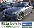 2009 BMW 3 Series 335d DIESEL  LEATHER  SUNROOF  ALLOY  IMMICULA in Hamilton, Ontario