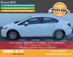 2012 Honda Civic LX 1.8L 4 CYL i-VTEC 5 SPD MANUAL FWD 4D SEDAN in Middleton, Nova Scotia
