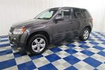 2012 Suzuki Grand Vitara PREMIUM/WOW ONLY 9,385 KM!! in Winnipeg, Manitoba