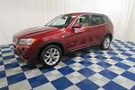 2011 BMW X3 xDrive28i/PANO/NAV/360 CAM/NO ACCIDENTS in Winnipeg, Manitoba