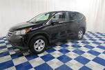 2013 Honda CR-V LX AWD/REAR VIEW CAM/HTD SEATS/GREAT PRICE in Winnipeg, Manitoba
