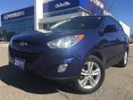 2011 Hyundai Tucson GLS  AWD  LEATHER  HEATED SEAT  NO ACCIDENT in Oakville, Ontario