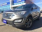 2014 Hyundai Santa Fe LUXURY AWD  LEATHER  PAN ROOF  CAMERA in Oakville, Ontario