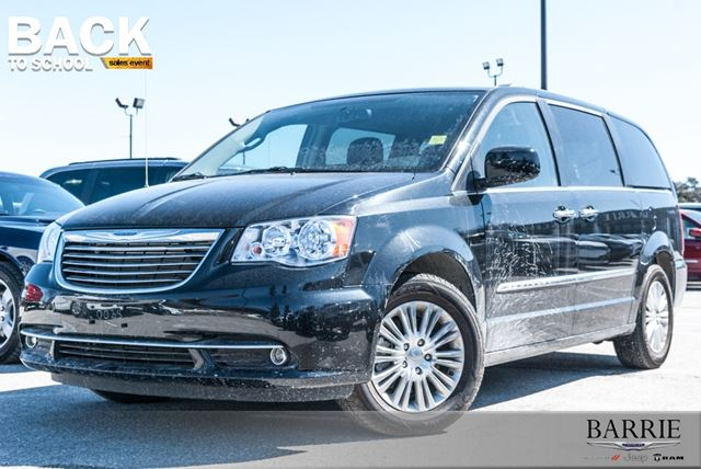 2016 chrysler town and country premium barrie ontario used car for sale 2735954. Black Bedroom Furniture Sets. Home Design Ideas