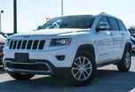 2016 Jeep Grand Cherokee Limited in Barrie, Ontario
