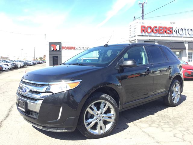 2014 ford edge sel awd navi leather oakville ontario used car for sale 2736143. Black Bedroom Furniture Sets. Home Design Ideas