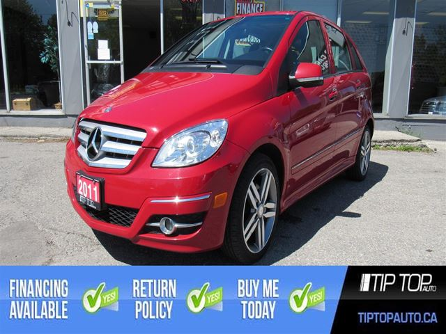 2011 MERCEDES-BENZ B-CLASS 200 Turbo ** Panoramic Sunroof, Fuel Eff, Bluet in Bowmanville, Ontario