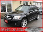 2010 Mercedes-Benz GLK-Class GLK350 4-MATIC LEATHER PANO.SUNROOF in Toronto, Ontario