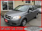 2009 Chevrolet Aveo LS !!!1 OWNER NO ACCIDENTS!!! in Toronto, Ontario