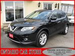 2014 Nissan Rogue SV AWD NAVIGATION 7PASS. PANO ROOF in Toronto, Ontario