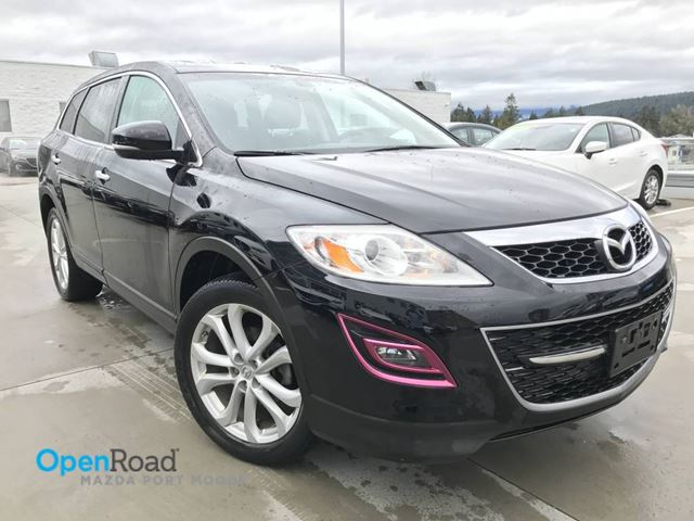 2012 MAZDA CX-9 GT A/T AWD No Accident Loacal One Owner Leather in Port Moody, British Columbia