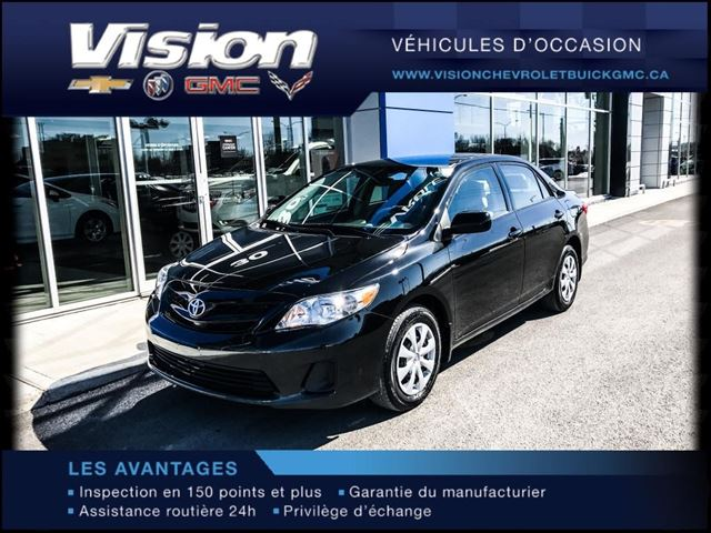 2013 Toyota Corolla CE in Delson, Quebec
