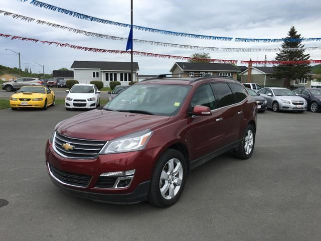 2016 CHEVROLET TRAVERSE LT in Campbellton, New Brunswick