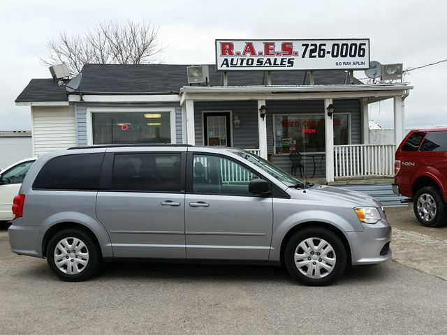 2014 Dodge Grand Caravan SXT in Barrie, Ontario