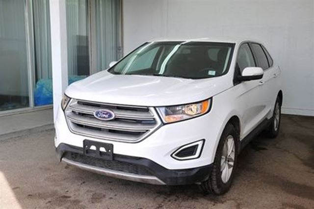 2015 ford edge sel edmonton alberta car for sale 2736452. Black Bedroom Furniture Sets. Home Design Ideas