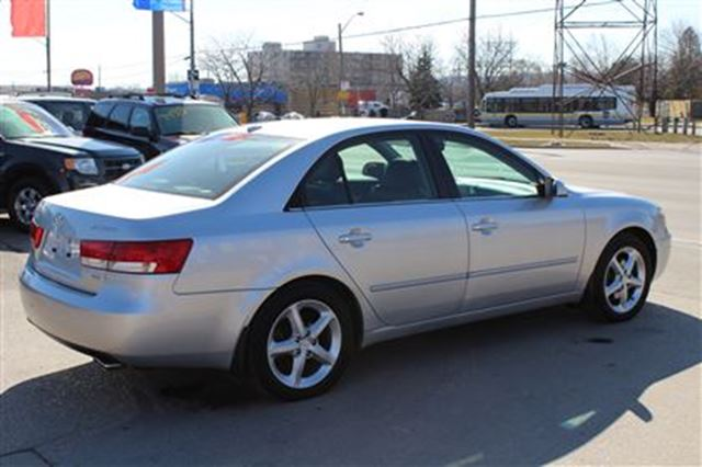 2008 hyundai sonata gls v6 hamilton ontario used car. Black Bedroom Furniture Sets. Home Design Ideas