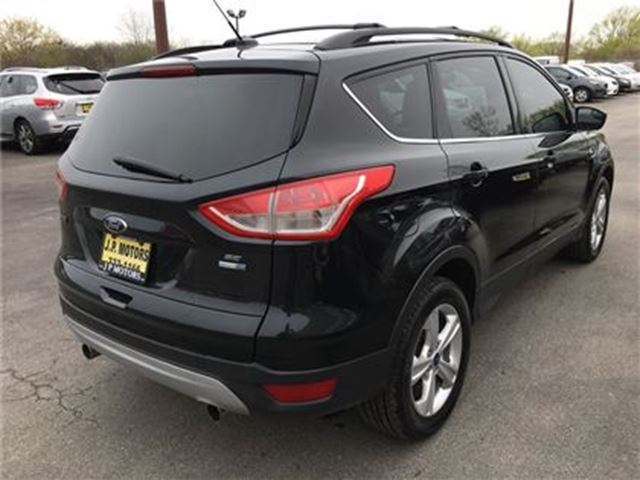 2013 ford escape se automatic leather heated seats 4wd burlington ontario used car for. Black Bedroom Furniture Sets. Home Design Ideas