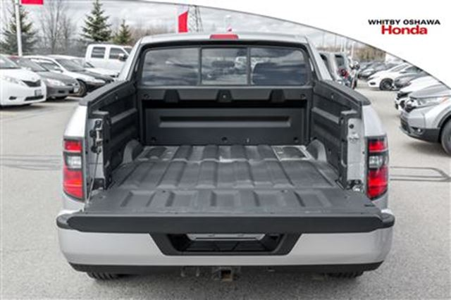 2014 honda ridgeline special edition 4wd whitby ontario used car. Black Bedroom Furniture Sets. Home Design Ideas