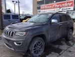 2017 Jeep Grand Cherokee LIMITED 4X4 / 0% FIN 72 MTH in Milton, Ontario