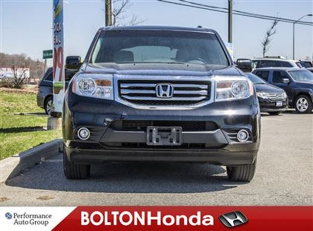 2013 honda pilot ex l leather moon roof bluetooth bolton ontario used car for sale 2736988. Black Bedroom Furniture Sets. Home Design Ideas