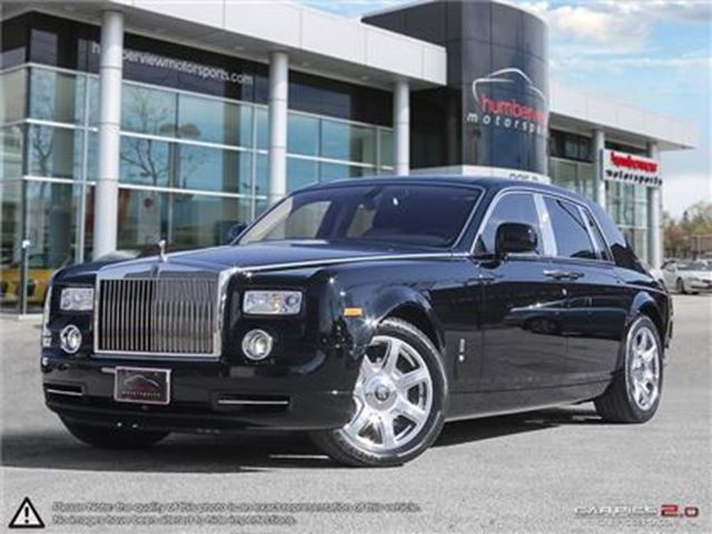 2010 Rolls-Royce Phantom - in Mississauga, Ontario