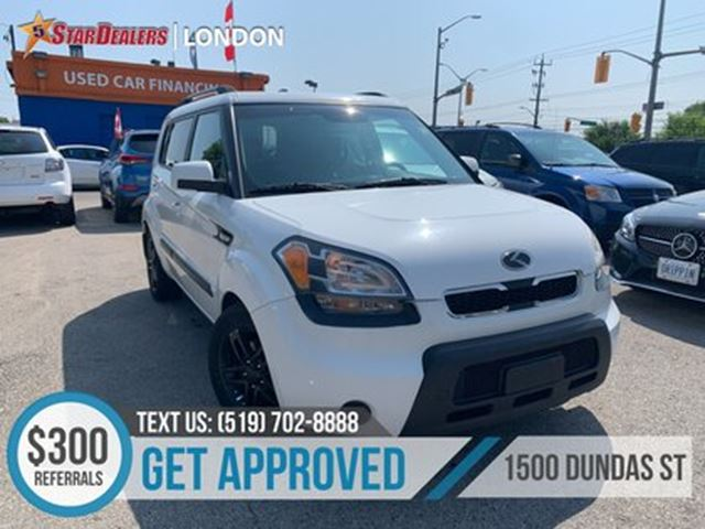 2011 KIA Soul 4U SX   HEATED SEATS   MUST SEE in London, Ontario