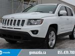 2015 Jeep Compass HIGH ALTITUDE LEATHER ROOF 4X4 in Edmonton, Alberta