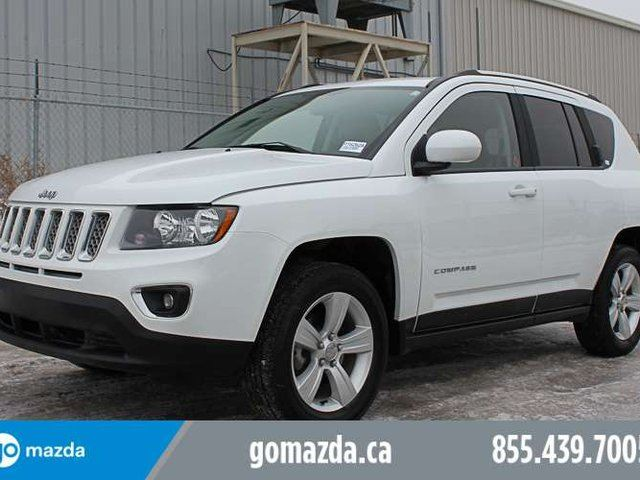 2015 jeep compass high altitude leather roof 4x4 edmonton alberta used car for sale 2737240. Black Bedroom Furniture Sets. Home Design Ideas