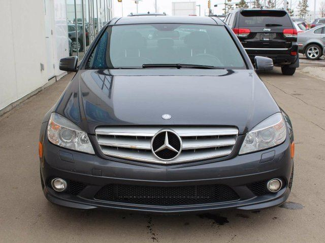 2010 mercedes benz c class c350 4matic edmonton alberta for Mercedes benz c350 2010
