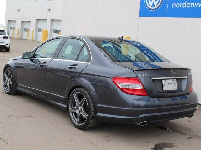2010 mercedes benz c class c350 4matic edmonton alberta for Mercedes benz c300 4matic 2010 price