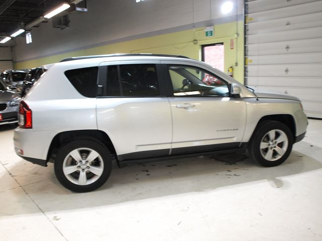 2014 jeep compass sport 4wd leather certified vaughan. Black Bedroom Furniture Sets. Home Design Ideas