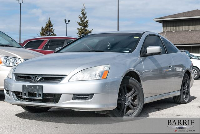 2007 HONDA ACCORD EXL in Barrie, Ontario