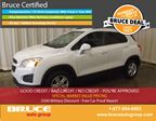 2013 Chevrolet Trax LT 1.4L 4 CYL TURBOCHARGED AUTOMATIC AWD in Middleton, Nova Scotia