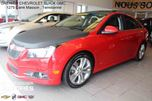 2012 Chevrolet Cruze LT Turbo RS *TOIT OUVRANT + Dn++MARREUR n++ DISTANC in Terrebonne, Quebec