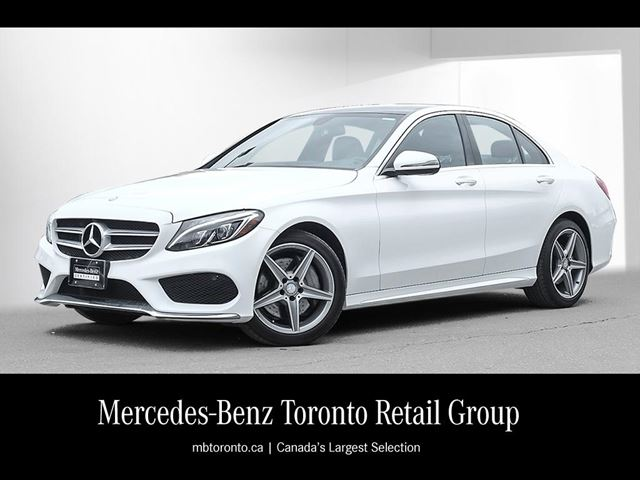 2016 mercedes benz c300 4matic sedan polar white for 2016 mercedes benz c300 4matic