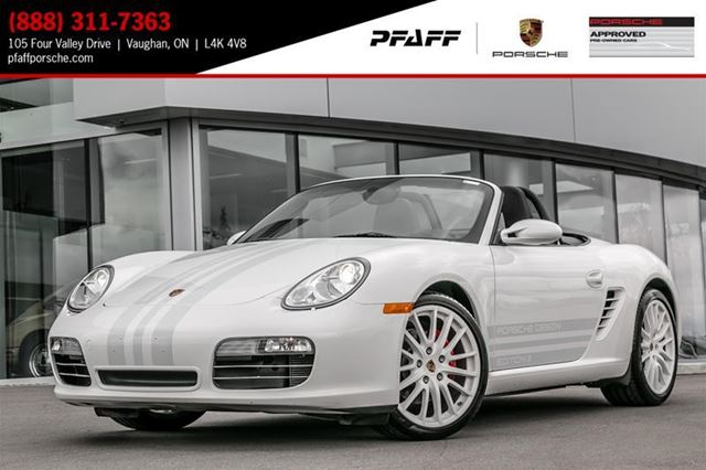 2008 PORSCHE BOXSTER S PD Edition 2 in Woodbridge, Ontario