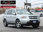 2007 Honda Pilot 4WD ONLY 178K! **EX-L MODEL** NAVIGATION PKG *SUNROOF* in Scarborough, Ontario