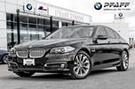 2014 BMW 5 Series 528i in Mississauga, Ontario