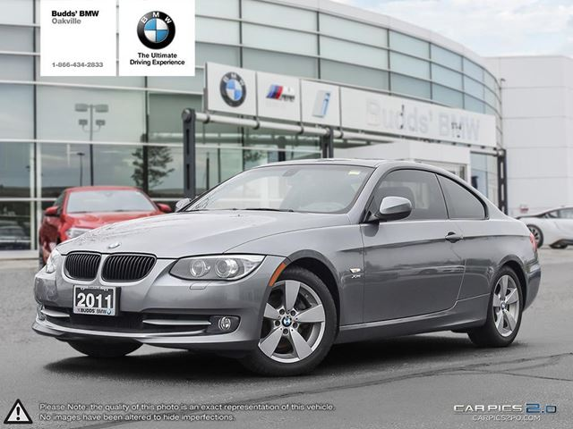 2011 bmw 3 series 328 i xdrive oakville ontario used. Black Bedroom Furniture Sets. Home Design Ideas
