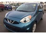 2015 Nissan Micra 4dr HB Auto SV in Mississauga, Ontario