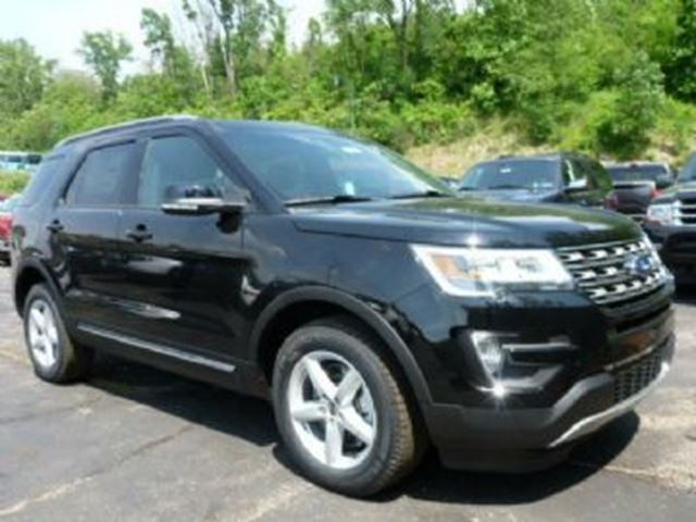 2016 ford explorer 4dr xlt awd mississauga ontario car for sale 2737184. Black Bedroom Furniture Sets. Home Design Ideas