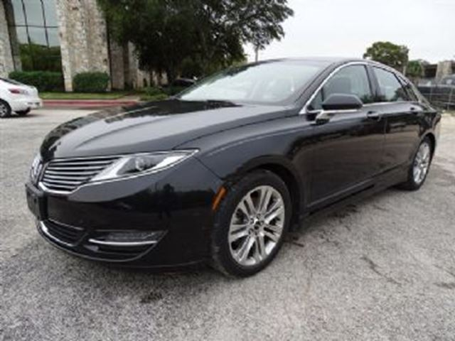 2014 Lincoln Mkz W Equipment Group 102a Mississauga