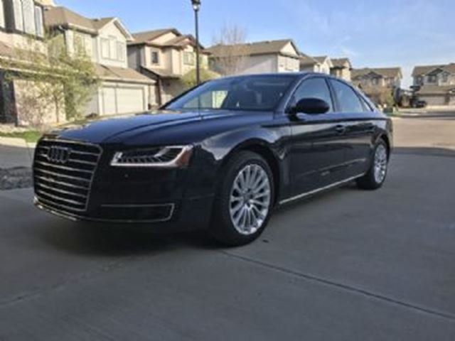 2016 Audi A8 4dr Sdn 3.0T AWD in Mississauga, Ontario
