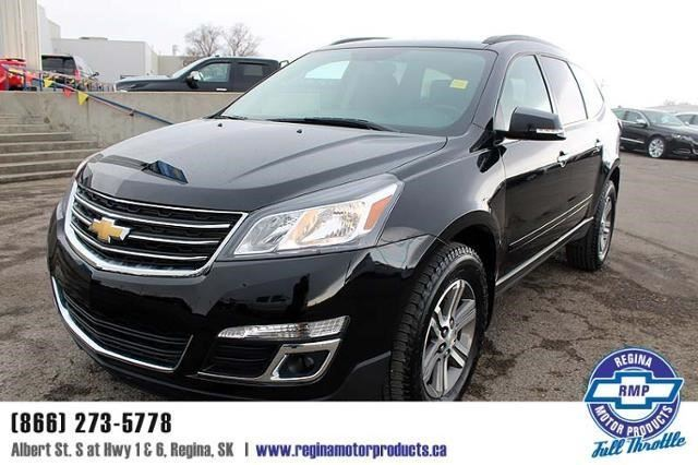 used 2017 chevrolet traverse v6 cy lt regina. Black Bedroom Furniture Sets. Home Design Ideas