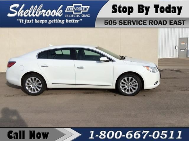 2013 Buick LaCrosse Luxury in Shellbrook, Saskatchewan