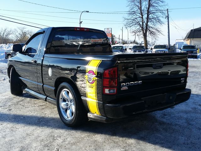 2004 dodge ram 1500 slt rumble bee rare find. Black Bedroom Furniture Sets. Home Design Ideas