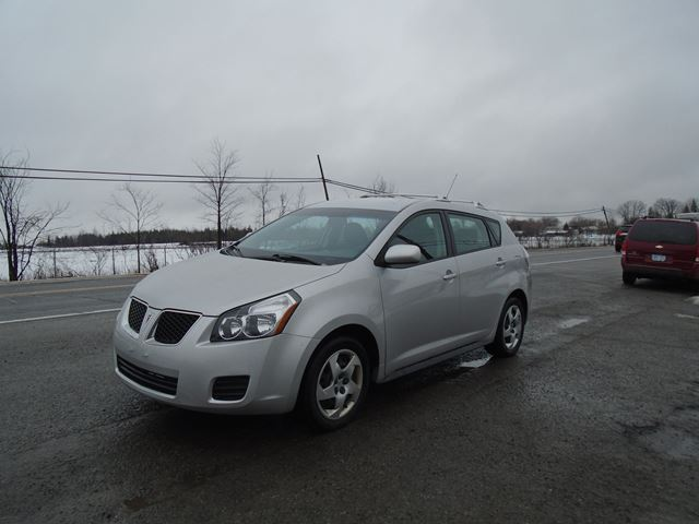 2009 PONTIAC VIBE ONE OWNER-106,980 KM-CRUISE-EXTRA CLEAN! in Ottawa, Ontario